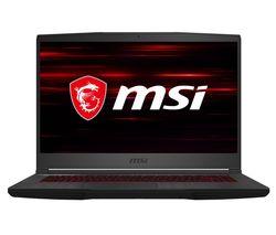 "GF65 Thin 15.6"" Gaming Laptop - Intel® Core™ i7, RTX 3060, 512 GB SSD"