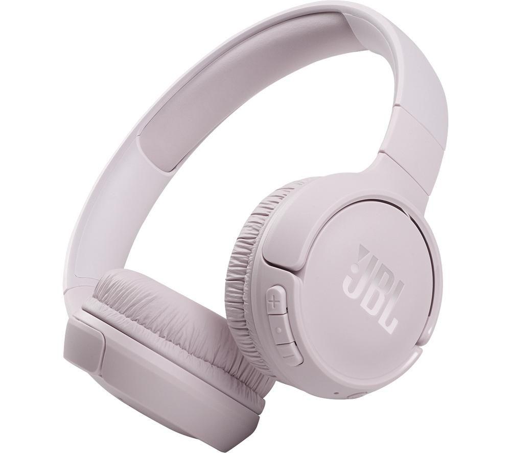 JBL Tune 510BT Wireless Bluetooth Headphones - Rose