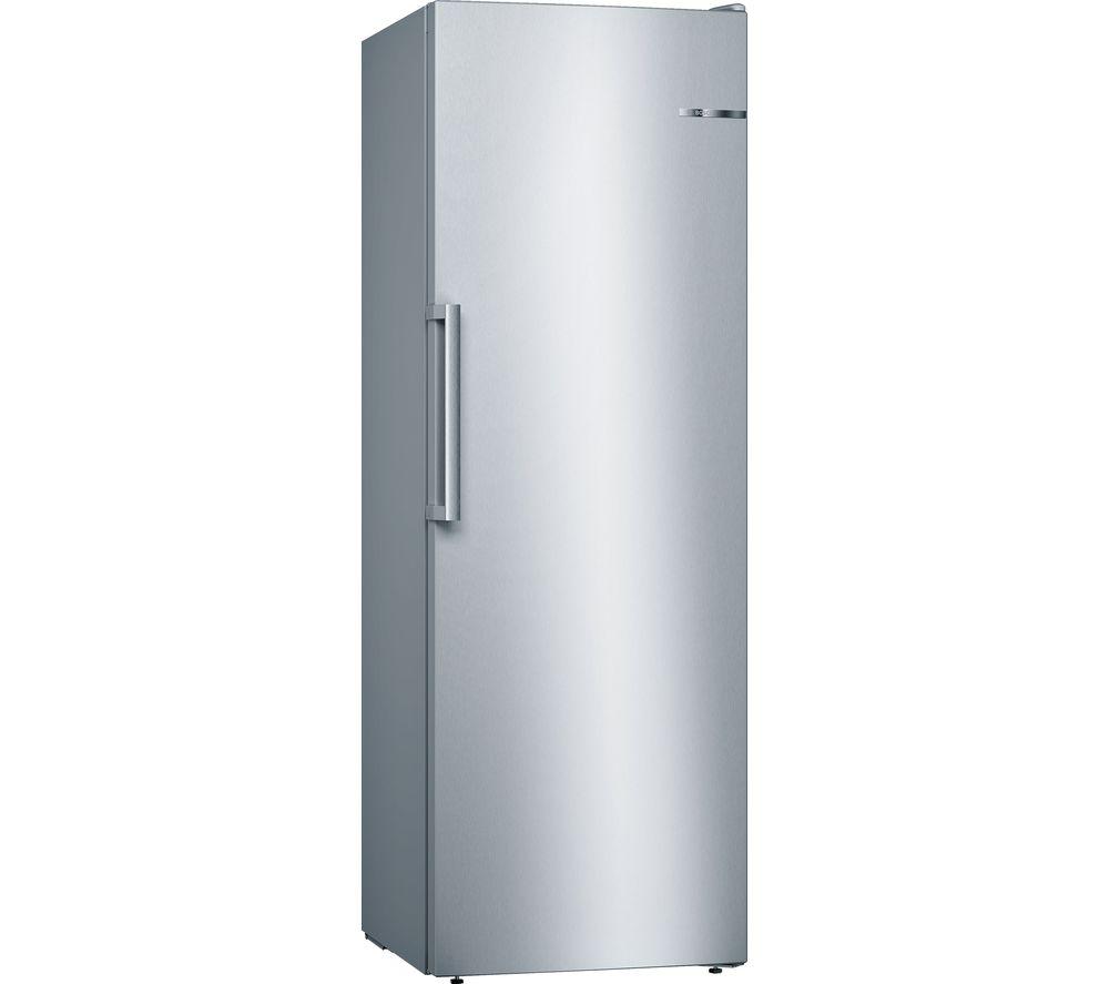 Image of BOSCH Serie 4 GSN33VLEP Tall Freezer - Inox