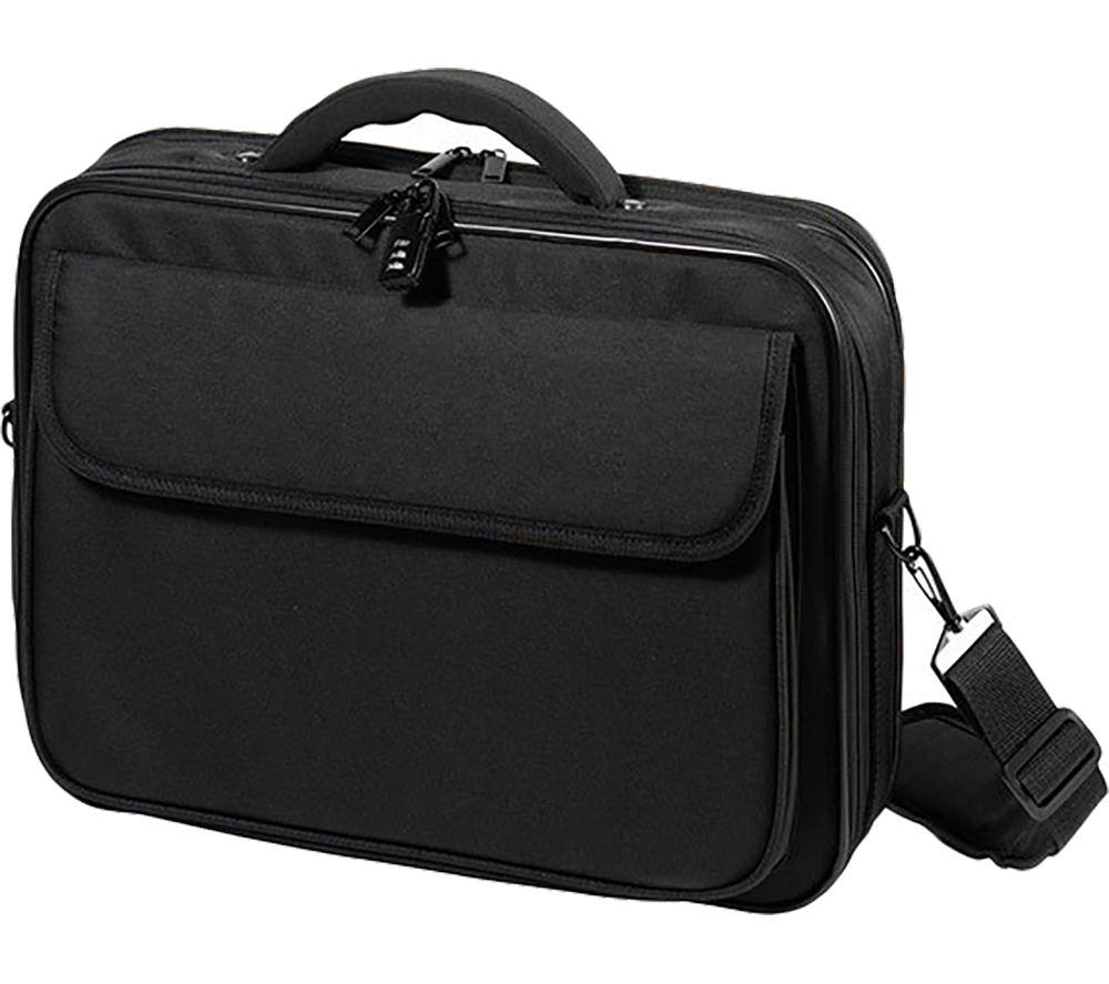 "VIVANCO Widescreen 17.3"" Laptop Messenger Bag - Black"