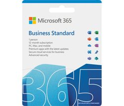 365 Business Standard - 1 year for 1 user