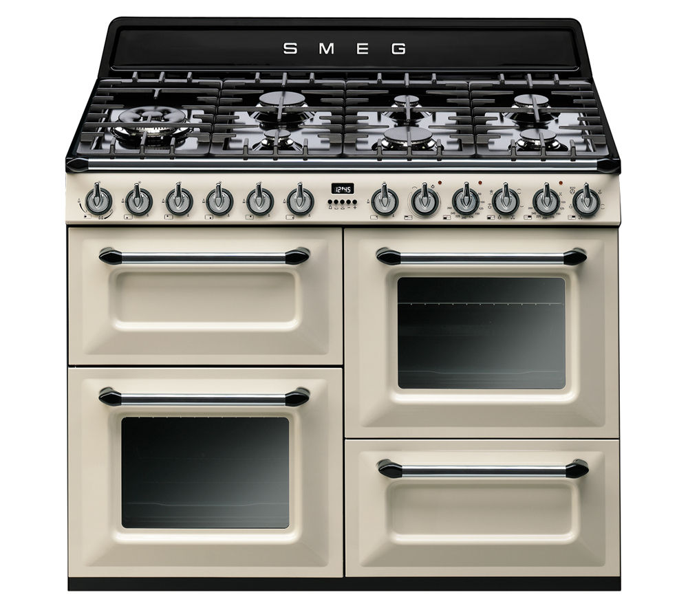 Compare prices for Smeg TR4110P1 Dual Fuel Range Cooker