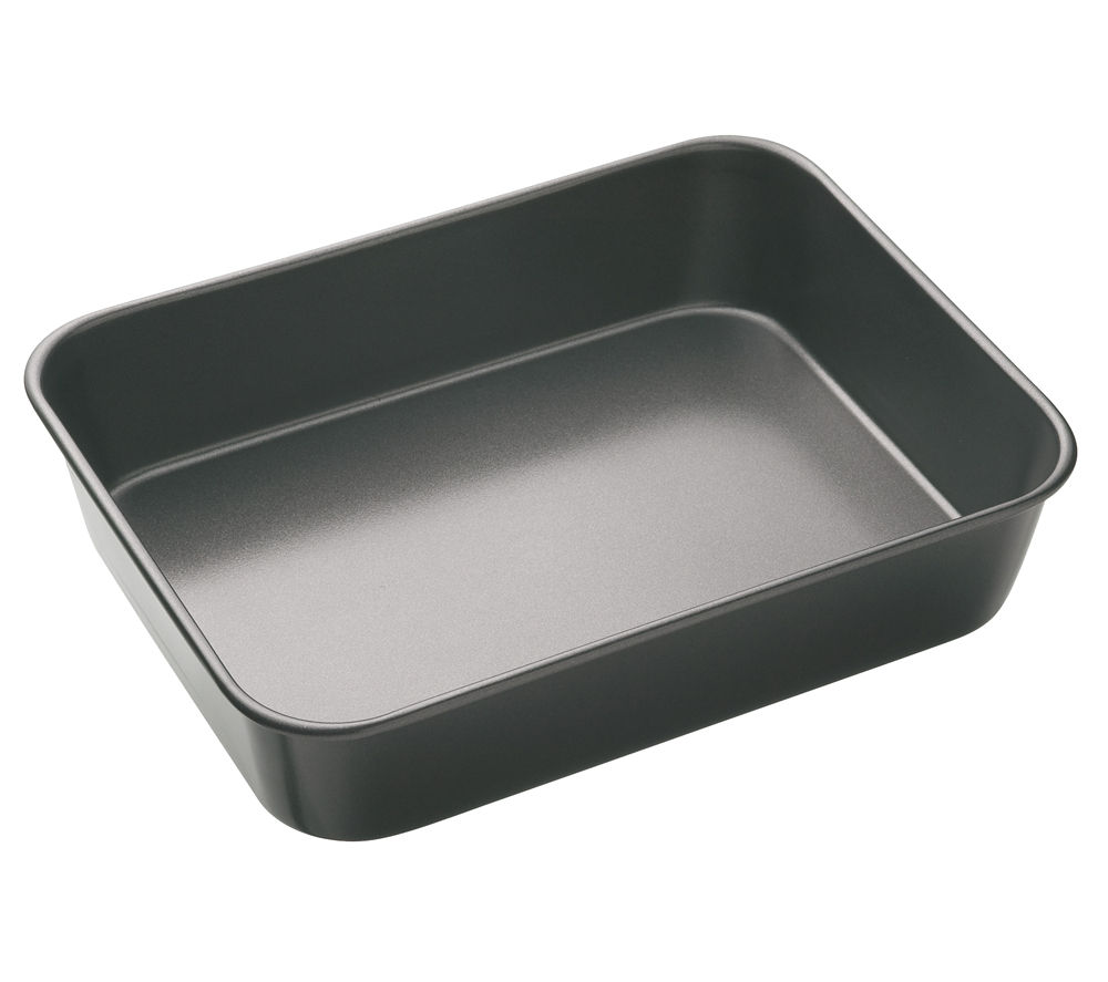 Compare prices for Master CLASS KCMCHB1 39 x 28cm Non-Stick Roasting Pan
