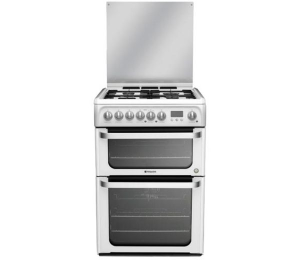 Compare prices for Hotpoint HUD61P Dual Fuel Cooker