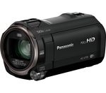 PANASONIC HC-V770EB-K Full HD Camcorder - Black
