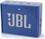 JBL GO Portable Wireless Speaker - Blue