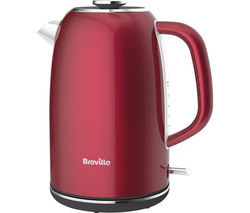 BREVILLE Colour Notes VKJ926 Jug Kettle - Red