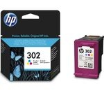 HP 302 Tri-colour Ink Cartridge