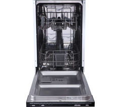 ESSENTIALS CID45B16 Slimline Integrated Dishwasher