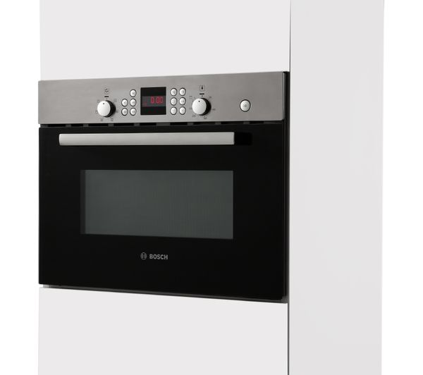 Bosch Serie 6 Hbc84h501b Built In Combination Microwave Stainless Steel