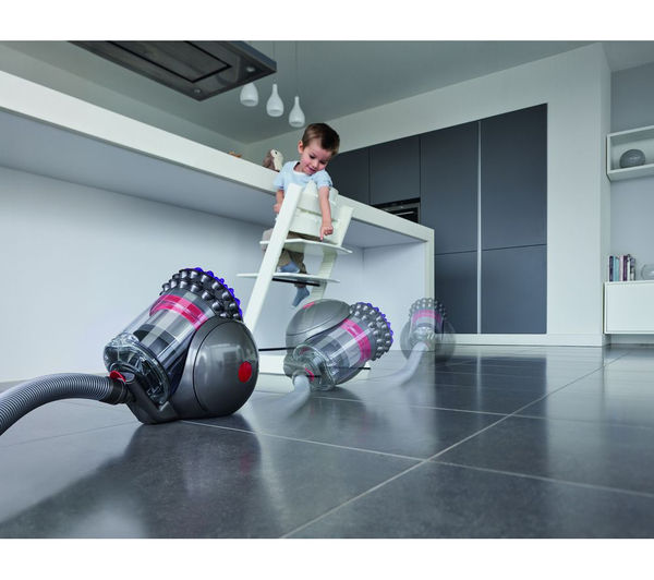 Buy Dyson Big Ball Animal Cylinder Bagless Vacuum Cleaner Satin Amp Purple Free Delivery Currys