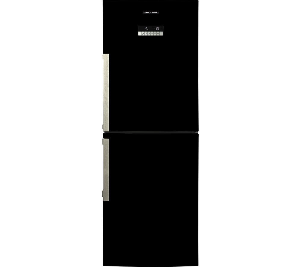 GRUNDIG GKN16910B 50/50 Fridge Freezer - Black