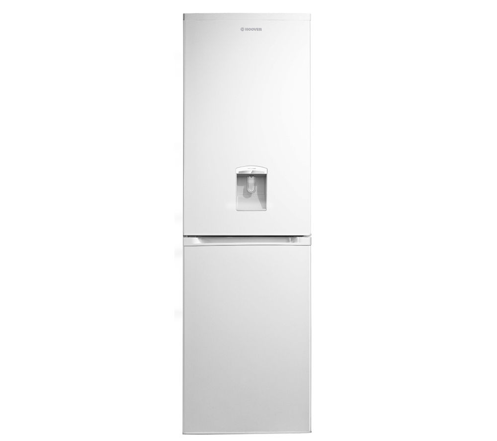 HOOVER HVBF5182WWK Fridge Freezer - White