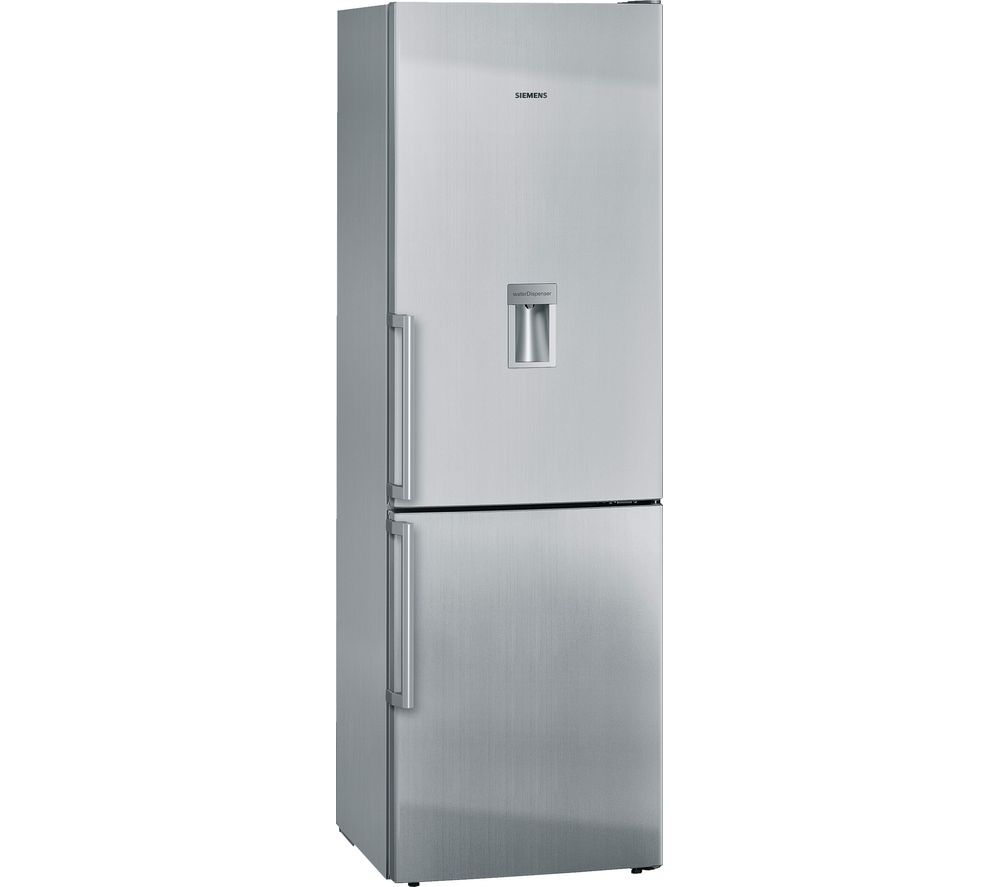 SIEMENS iQ500 KG36DVI30G 60/40 Fridge Freezer - Stainless Steel