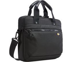 "CASE LOGIC Bryker Attache 11"" Laptop Case - Black"