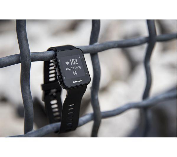 Buy GARMIN Forerunner 35 - Black, Universal + Index Smart Scale