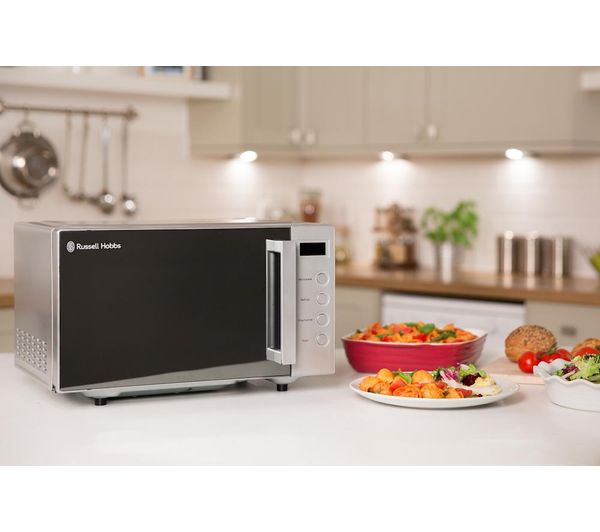 buy russell hobbs rhem1901s compact solo microwave