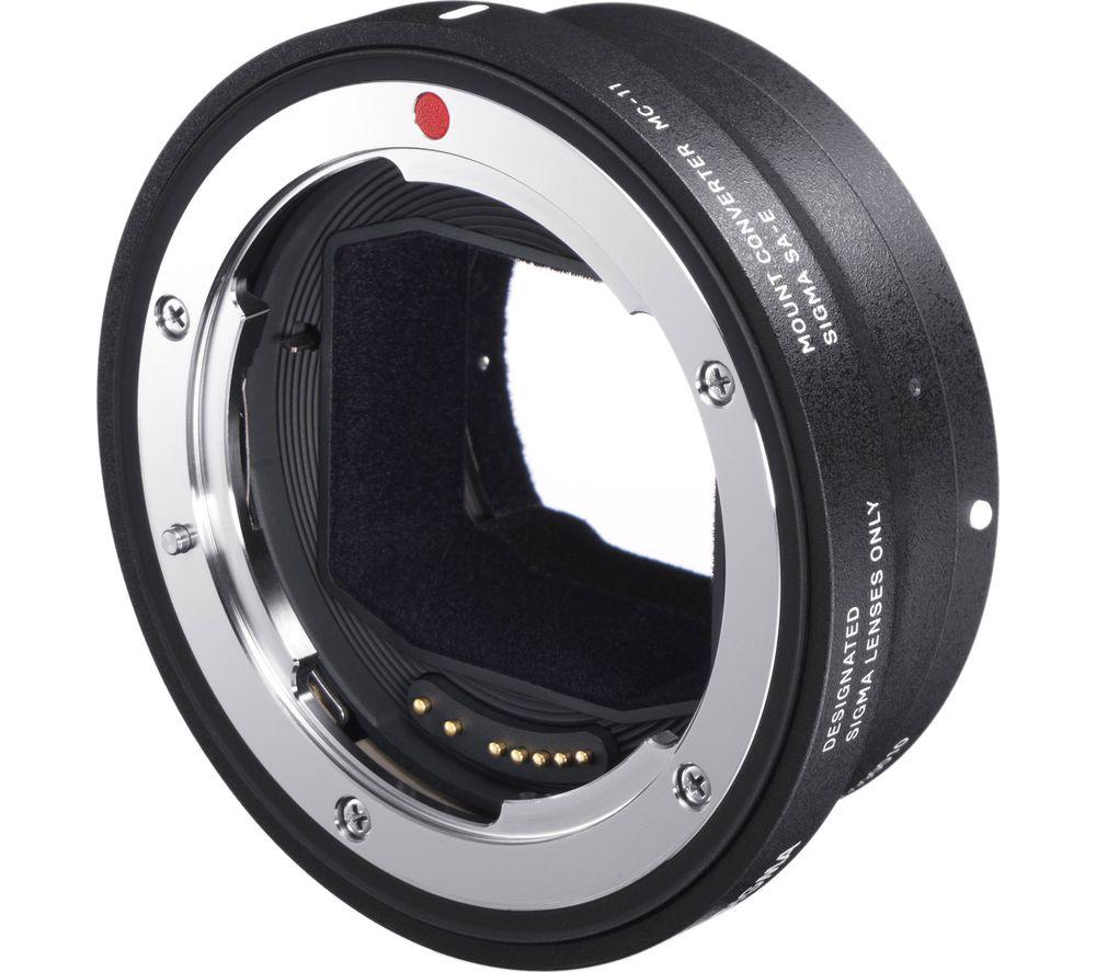 SIGMA MC-11 Lens Mount Converter - Canon EOS to Sony E Mount