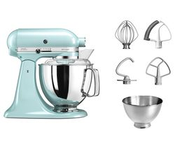 KITCHENAID Artisan 5KSM175PSBIC Stand Mixer - Ice Blue