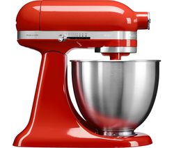 Artisan Mini 5KSM3311XBHT Stand Mixer - Hot Sauce