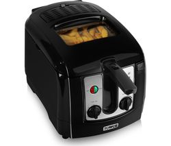 Easy Clean T17002 Deep Fryer - Black