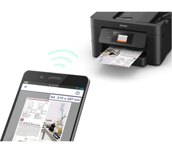 Please see the Printing and Scanning sections below or our Windows 10 S Support FAQs for additional information.The Epson Print and Scan app delivers an exceptional print and scan experience in the Start screen for your Wi-Fi connected  Epson All-In-One printers.