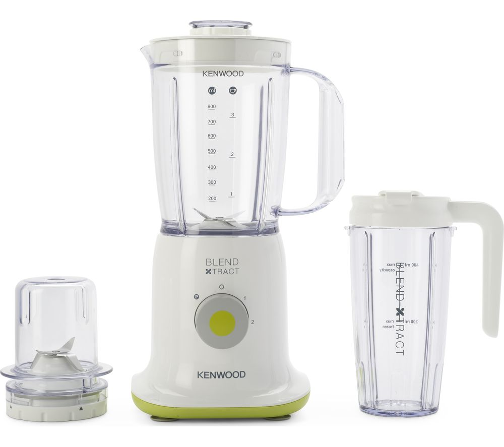 KENWOOD Blend Xtract 3 in 1 BL237 Blender - White