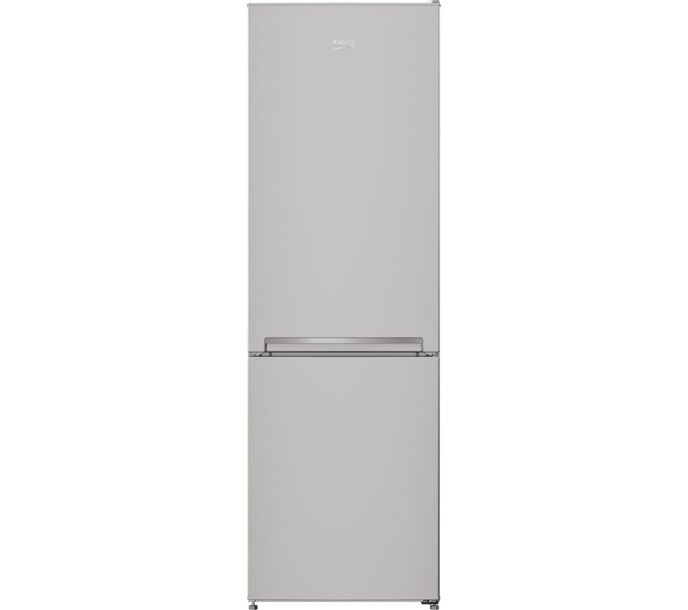 BEKO CSG1571S 60/40 Fridge Freezer - Silver
