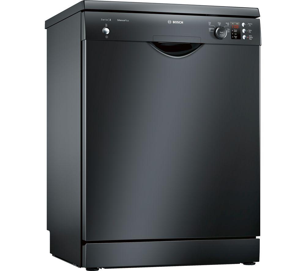 BOSCH SMS25AB00G Full-size Dishwasher - Black