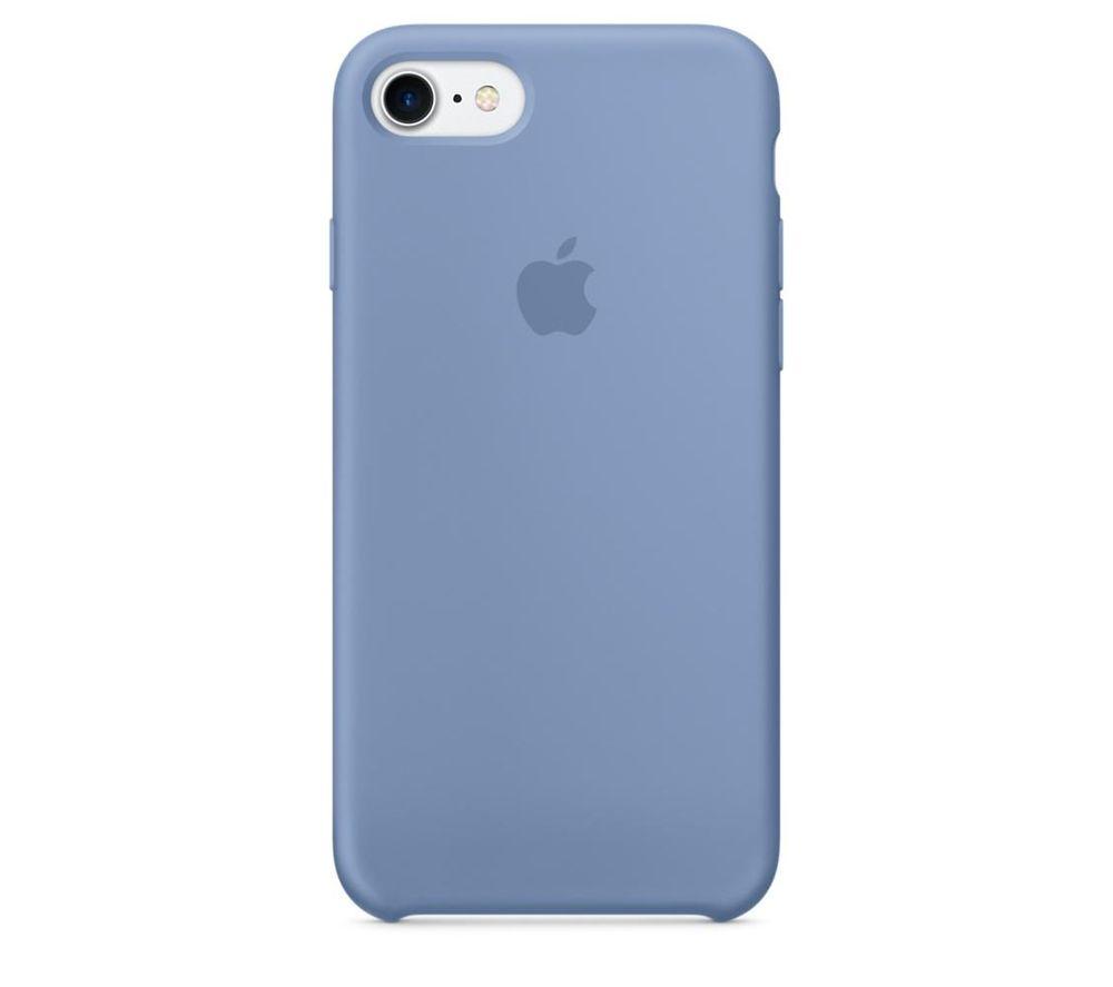APPLE Silicone iPhone 8 & 7 Case - Azure