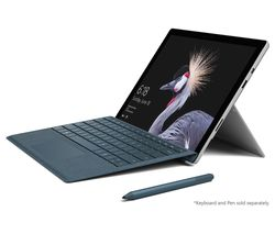"MICROSOFT 12.3"" Surface Pro - 128 GB, Silver"
