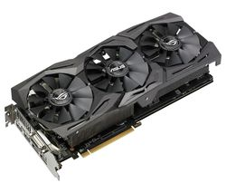 ASUS Radeon RX 580 8 GB ROG Strix Graphics Card