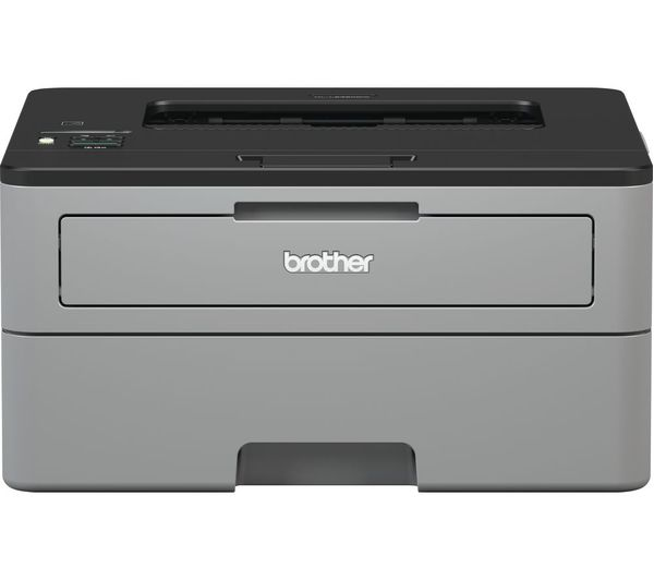 Image of BROTHER HLL2350DW Monochrome Wireless Laser Printer