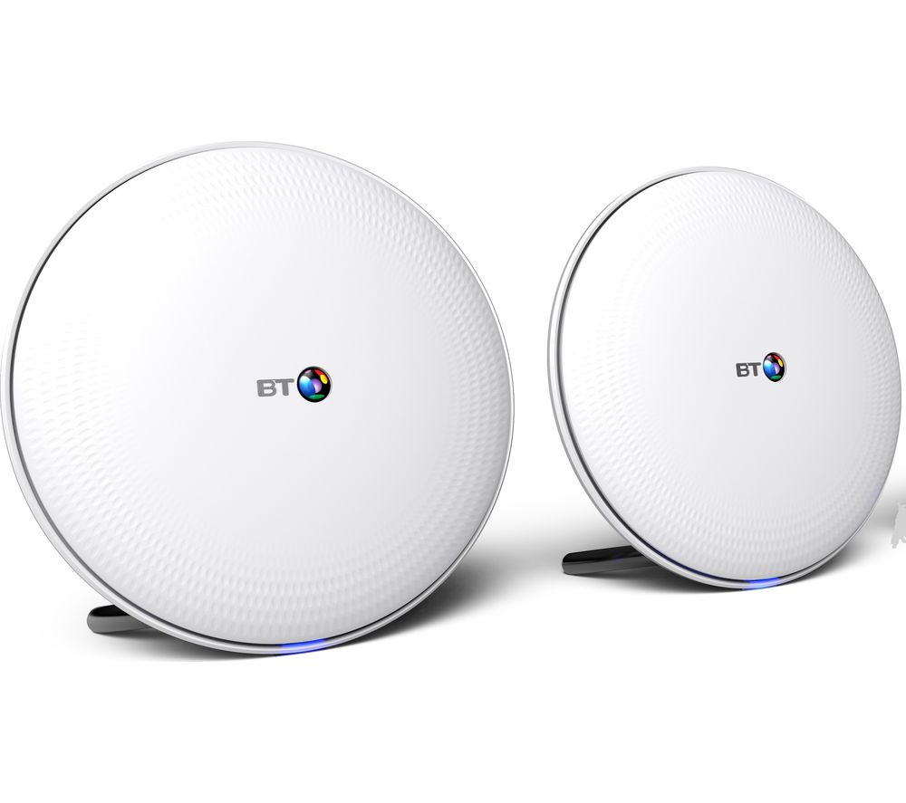 BT Whole Home WiFi System - Twin Pack