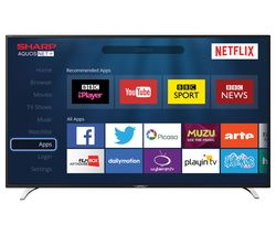 "SHARP LC-55CFG6241K 55"" Smart LED TV"