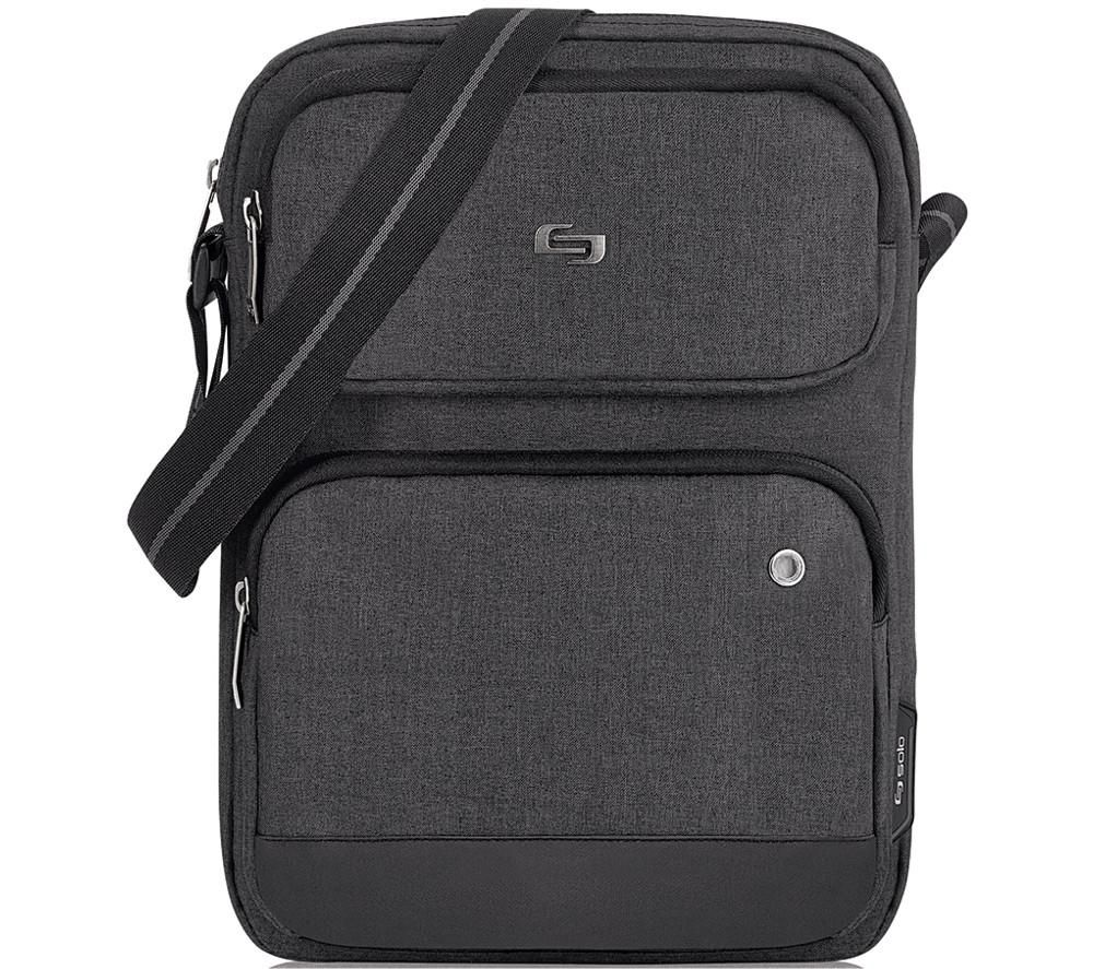 "SOLO Ludlow UBN210-4 11"" Tablet Sling Case - Grey"