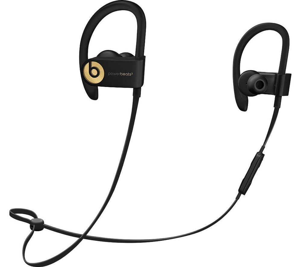Powerbeats3 Wireless Bluetooth Headphones - Trophy Gold