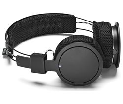 URBANEARS Hellas Trail Wireless Bluetooth Headphones - Black