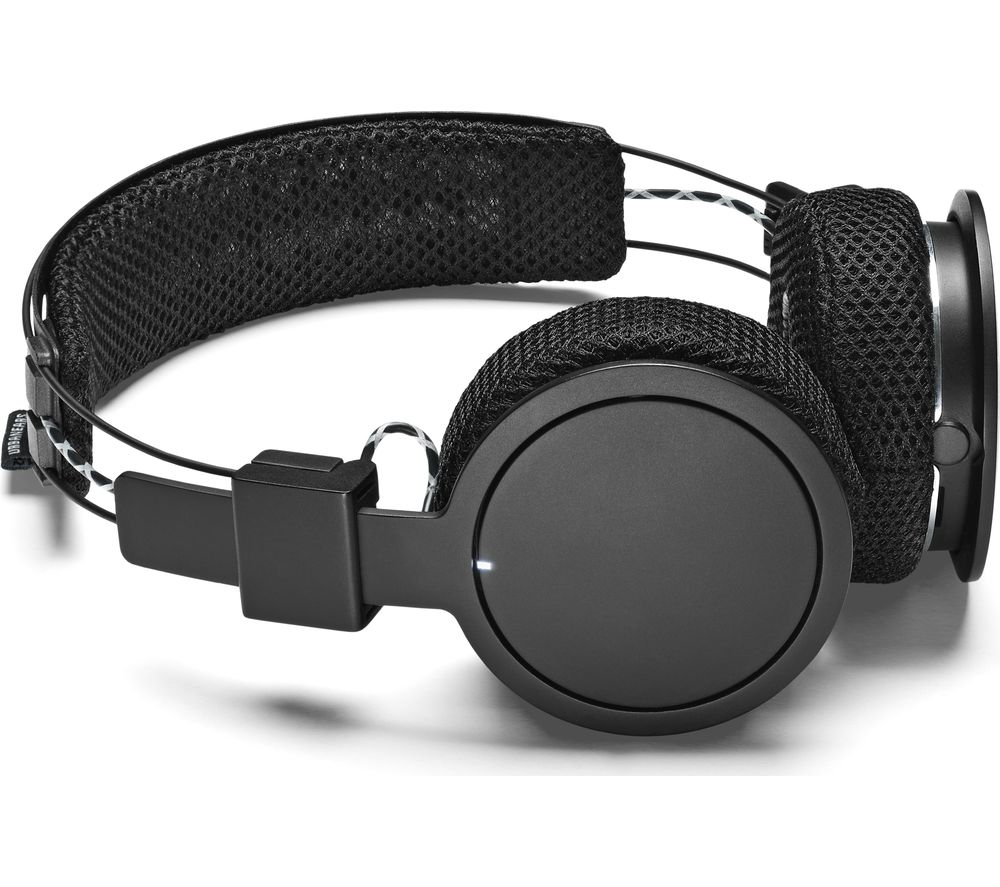 URBANEARS Hellas Trail Wireless Bluetooth Headphones - Black