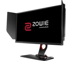 "BENQ XL2546 Full HD 24.5"" LED Gaming Monitor - Grey"