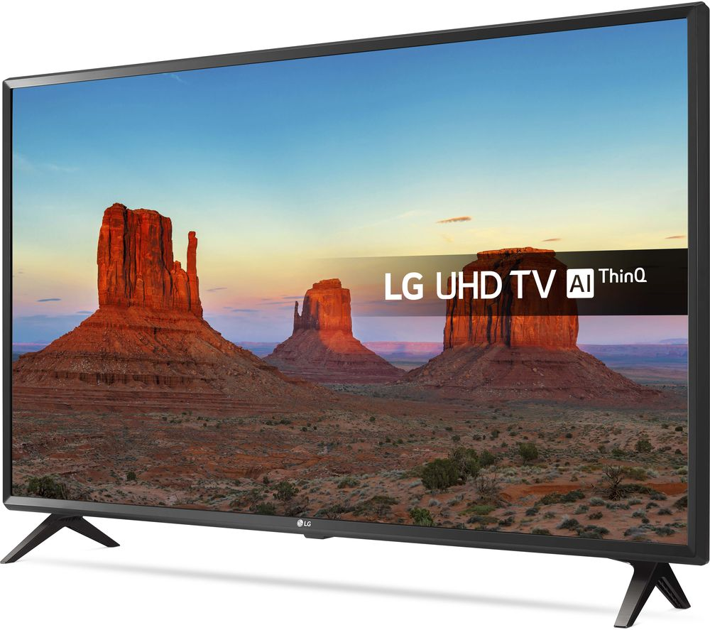 "Lg Uhd Tv 4k 49 Price In India 55 Zoll Full Hd Gebraucht Outdoor Hdtv Antenna 100 Mile Range Hdtv Cable Uses: LG 49UK6300PLB 49"" Smart 4K Ultra HD HDR LED TV Fast"