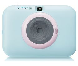 Pocket Photo PC389S Instant Camera - Blue