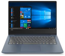 "LENOVO IdeaPad 330S 14"" Intel® Pentium® Gold Laptop - 128 GB SSD, Blue"