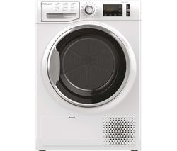 HOTPOINT Active Care NT M11 92XB UK 9 kg Heat Pump Tumble Dryer - White