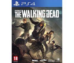 PS4 The Walking Dead