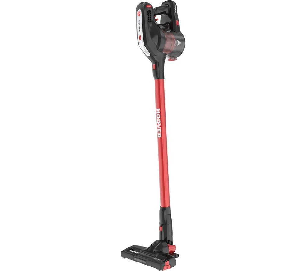 HOOVER H-Free HF18RH Cordless Vacuum Cleaner - Black & Red