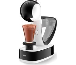 Image of DOLCE GUSTO by De'Longhi Infinissima EDG260.W Coffee Machine - White