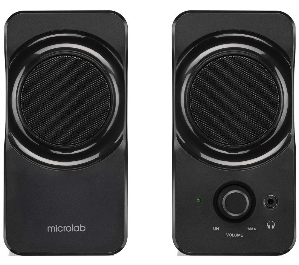 ASP20BK19 2.0 PC Speakers