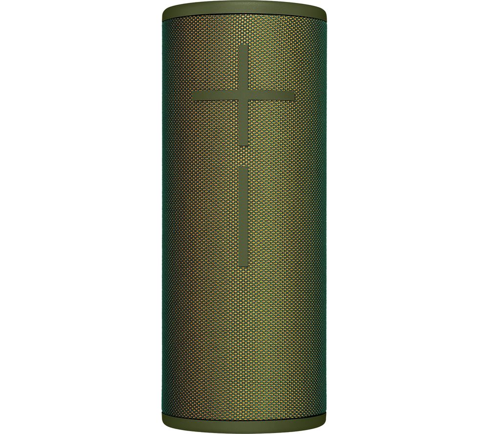 Image of ULTIMATE EARS BOOM 3 Portable Bluetooth Speaker - Green, Green