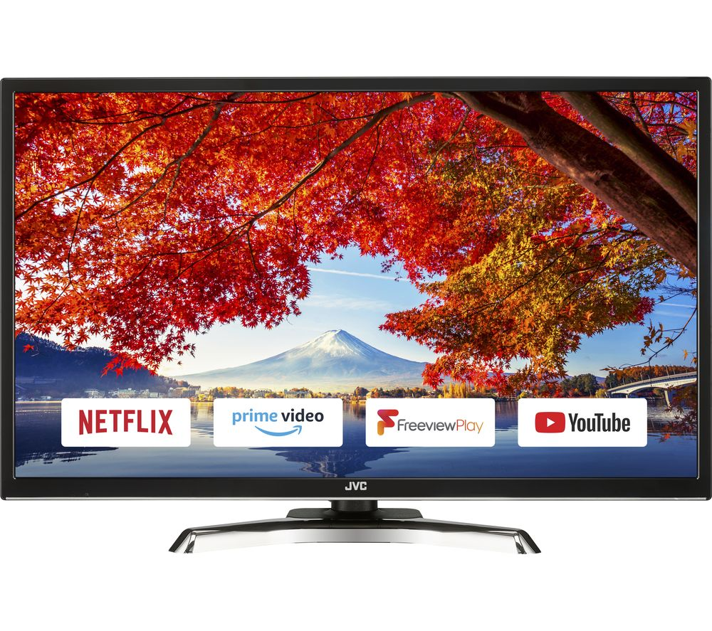 "Image of 32"" JVC LT-32C790 Smart LED TV"